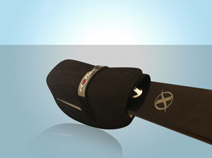 Fin Protector Protect your fin during transport and from the sun. Our fin protector is designed to protect the wing, edges of the ski and tail.